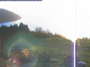 The UFO seen landing on the Loch Ness LiveCam