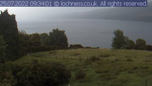 Webcam Loch Ness